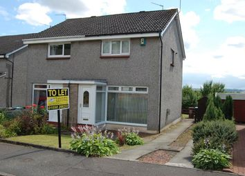 Thumbnail 2 bedroom semi-detached house to rent in Osprey Drive, Uddingston, Glasgow