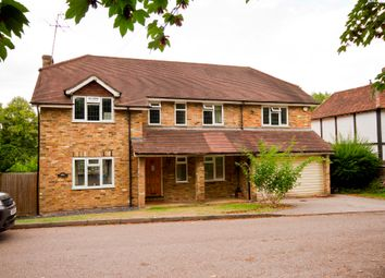 Thumbnail 5 bed detached house for sale in Rasehill Close, Chorleywood Road, Rickmansworth