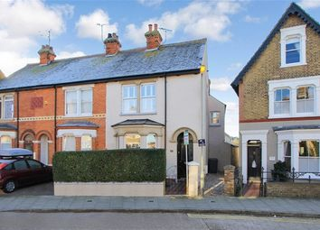 Thumbnail 3 bed terraced house for sale in Nelson Road, Whitstable