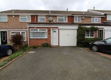 Thumbnail 3 bed terraced house for sale in Mill Crescent, Kingsbury, Tamworth
