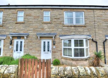 Thumbnail 3 bed terraced house for sale in Percy Road, Shilbottle, Northumberland