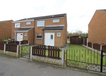 Thumbnail 3 bed link-detached house to rent in Repton Road, Skellow