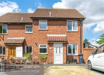 Thumbnail 1 bed mews house to rent in Broomfield Avenue, Broxbourne, Hertfordshire