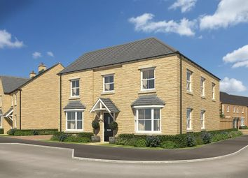 "Thumbnail 4 bed detached house for sale in ""Eden"" at Popes Piece, Burford Road, Witney"