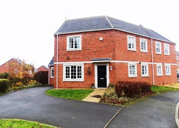 Thumbnail 3 bedroom semi-detached house for sale in Donnington Court, Dudley