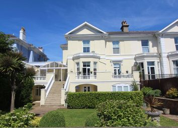 Thumbnail 3 bed flat for sale in St. Lukes Park, Torquay