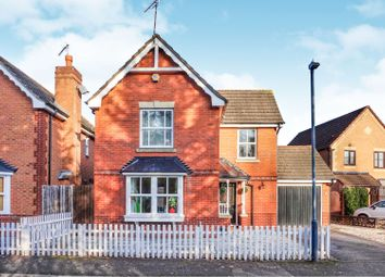 Thumbnail 3 bed detached house for sale in Mander Grove, Warwick