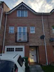 Thumbnail 4 bed town house to rent in Princes Road, Altrincham