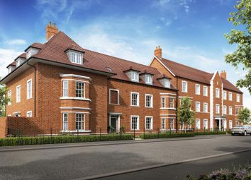"Thumbnail 2 bedroom flat for sale in ""Madison"" at Alwin Court, Great Denham, Bedford"