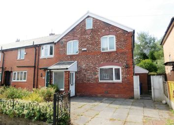 Thumbnail 3 bed terraced house for sale in Lynthorpe Road, Manchester