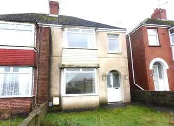Thumbnail 3 bed semi-detached house for sale in Heol Las, North Cornelly, Bridgend