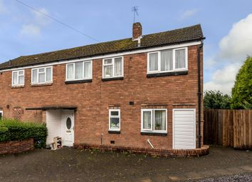 Thumbnail 3 bed end terrace house for sale in Pipers Croft, Lichfield