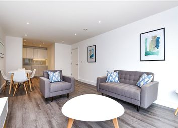 Thumbnail 1 bed flat to rent in Gaumont Place, London