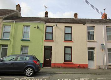 Thumbnail 3 bed terraced house for sale in St. David's Street, Carmarthen, Carmarthenshire