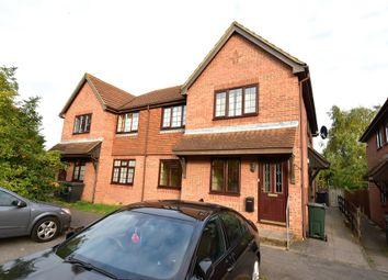 Thumbnail 2 bedroom maisonette for sale in Blackmans Close, West Dartford, Kent