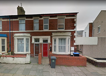 Thumbnail 1 bed flat to rent in Harris Street, Fleetwood