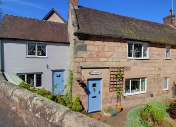 Thumbnail 3 bed cottage for sale in Cheadle Road, Alton, Stoke-On-Trent