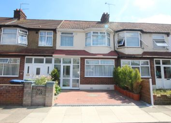 Thumbnail 3 bedroom terraced house for sale in Church Road, Ponders End, Enfield