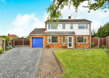 Thumbnail 3 bedroom detached house for sale in Boyd Avenue, Toftwood, Dereham