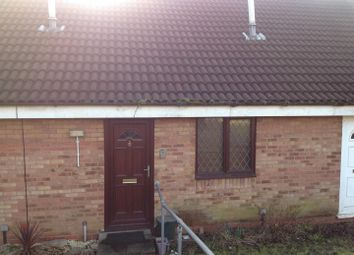Thumbnail 1 bed terraced bungalow to rent in Sidlaw Close, Wolverhampton