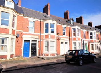 Thumbnail 5 bed flat for sale in Forsyth Road, West Jesmond, Newcastle Upon Tyne