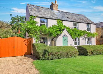 Thumbnail 3 bed cottage for sale in The Green, Hilton, Huntingdon, Cambs