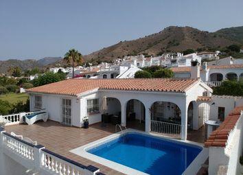 Thumbnail 3 bed detached house for sale in Spain, Málaga, Nerja