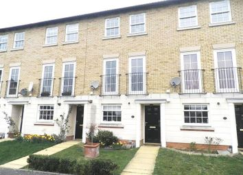 Thumbnail 3 bedroom town house to rent in Orchard Way, Lower Cambourne, Cambridge