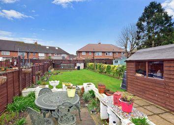Thumbnail 3 bedroom terraced house for sale in Helyers Green, Littlehampton, West Sussex