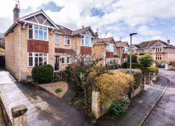 Thumbnail 3 bed semi-detached house for sale in Bloomfield Grove, Bath
