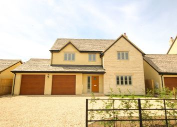 Thumbnail 4 bedroom detached house to rent in Alderley Road, Hillesley, Gloucestershire