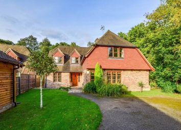 Thumbnail 5 bed detached house to rent in Copthorne Road, Felbridge