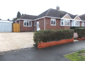 Thumbnail 3 bed bungalow to rent in Mckinnell Crescent, Rugby