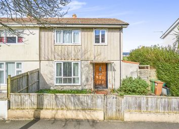 Thumbnail 3 bed semi-detached house for sale in Kings Tamerton Road, Plymouth