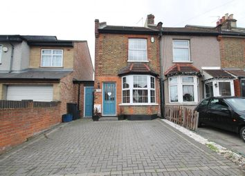 Thumbnail 3 bed end terrace house for sale in Tomswood Hill, Ilford