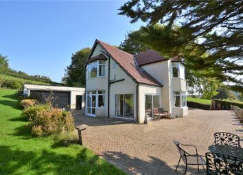 South Molton Road, Bampton, Tiverton, Devon EX16. 3 bed detached house