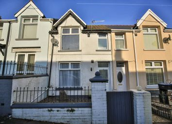Thumbnail 3 bed property for sale in Bournville Terrace, Tredegar