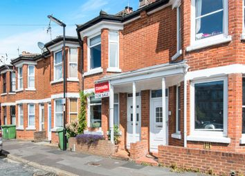 Thumbnail 2 bed terraced house for sale in Queens Road, Shirley, Southampton