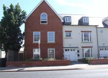 Thumbnail 2 bedroom flat to rent in Felixstowe Road, Ipswich