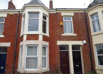 Thumbnail 4 bed flat to rent in Meldon Terrace, Heaton