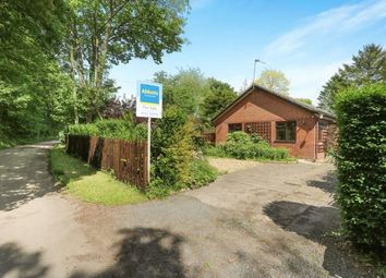 Thumbnail 4 bed bungalow for sale in Rockland All Saints, Attleborough, Norfolk