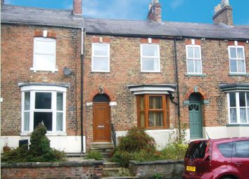 Thumbnail 3 bed terraced house for sale in Princess Road, Ripon