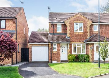 Thumbnail 2 bed semi-detached house for sale in Mayes Close, Maidenbower, Crawley