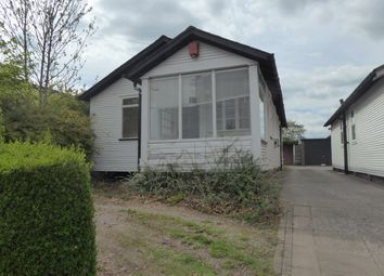 Thumbnail 3 bed bungalow for sale in Hawkesley Drive, Birmingham