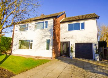 Thumbnail 4 bedroom detached house for sale in Cromley Road, High Lane, Stockport