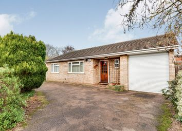 Thumbnail Detached bungalow for sale in Bewcastle Close, Bedford