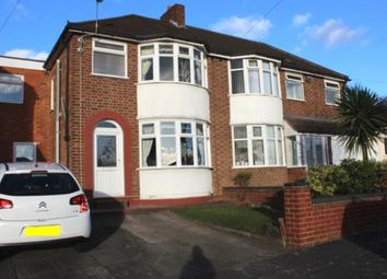 Thumbnail 4 bed detached house for sale in Galloway Avenue, Hodge Hill, Birmingham