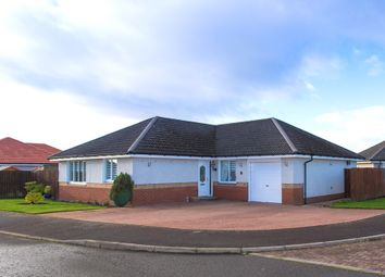 Thumbnail 3 bed detached bungalow for sale in Player Drive, Kingseat