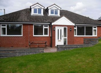 Thumbnail 4 bed detached bungalow to rent in Kenelworth Ship Street., Frodsham, Cheshire