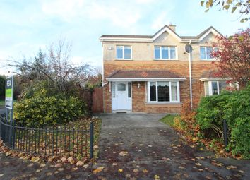 Thumbnail 4 bed semi-detached house for sale in 1 Priory Park, Johnstown, Navan, Meath